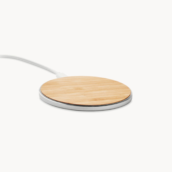 base-carga-inalambrica-bambu-aluminio