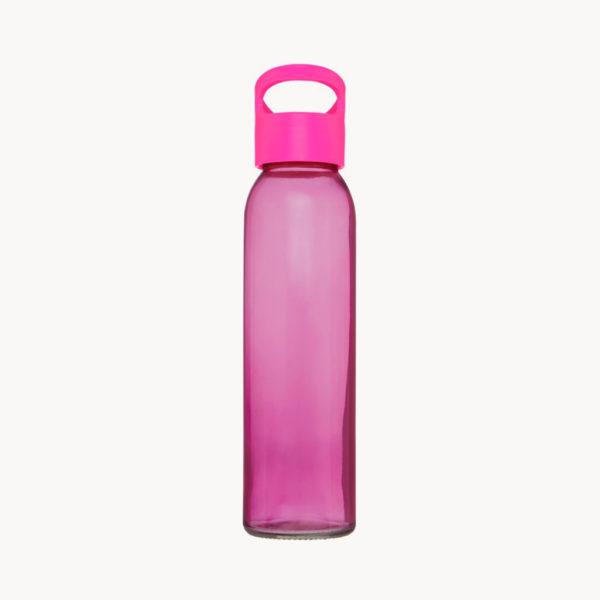 botella-cristal-500ml-asa-agarre-rosa-1