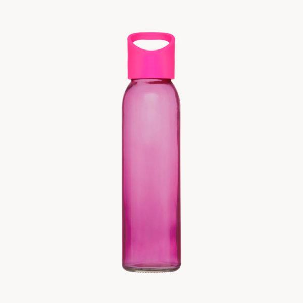 botella-cristal-500ml-asa-agarre-rosa-2