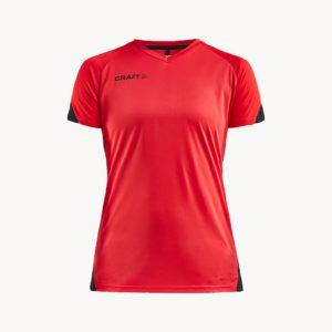 camiseta-deportiva-reciclada-manga-corta-mujer-rojo