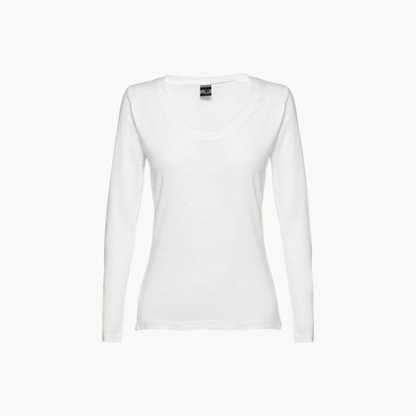 camiseta-manga-larga-blanca-algodon-mujer