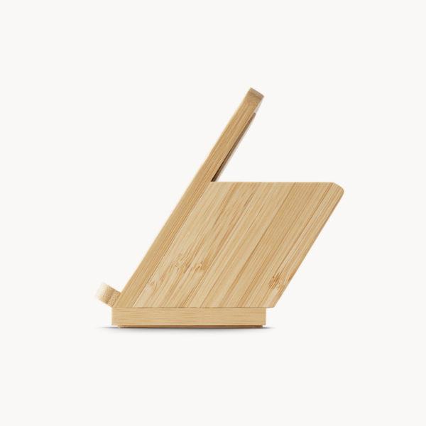 cargador-inalambrico-bambu-soporte-portalapices-perfil
