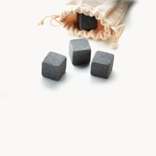 piedras-hielo-reutilizables-bolsa-algodon-detalle