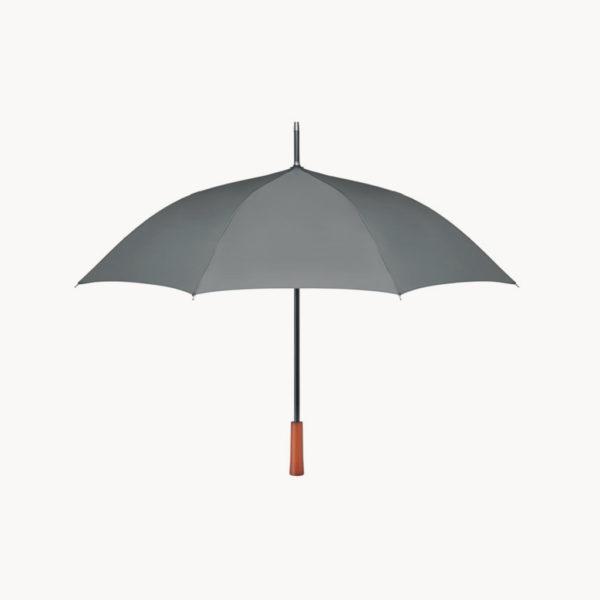 paraguas-automatico-plastico-reciclado-gris