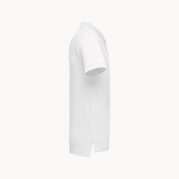 polo-algodon-manga-corta-hombre-perfil