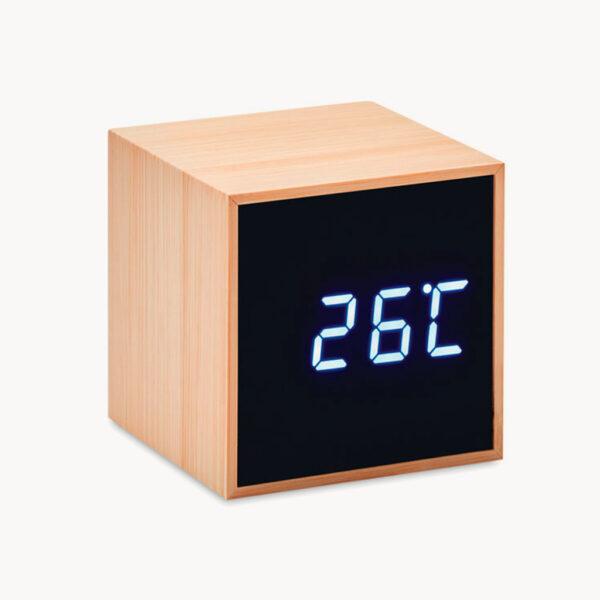 reloj-despertador-madera-bambu-temperatura