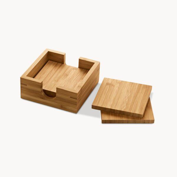 set-posavasos-bambu