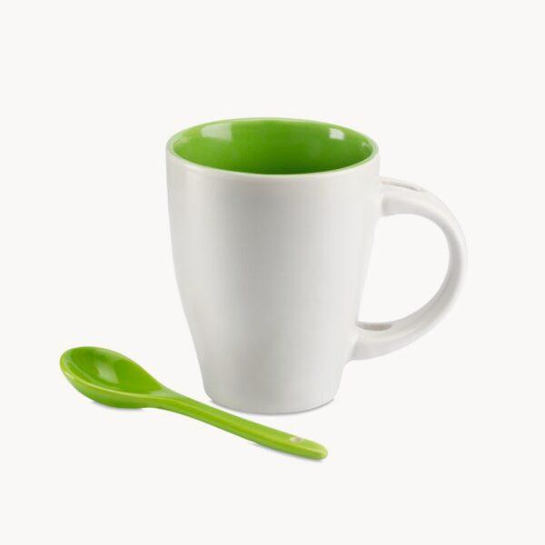 taza-ceramica-250ml-cuchara-verde-pistacho