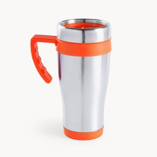 taza-isotermica-acero-inoxidable-450ml-naranja
