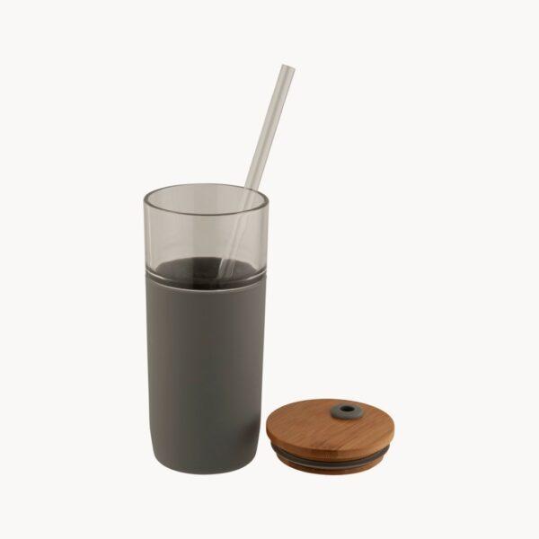 vaso-vidrio-tapa-bambu-gris-detalle