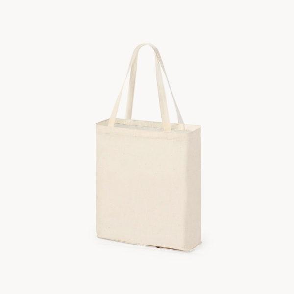 bolsa-compra-algodon-plegado-yute-abierta