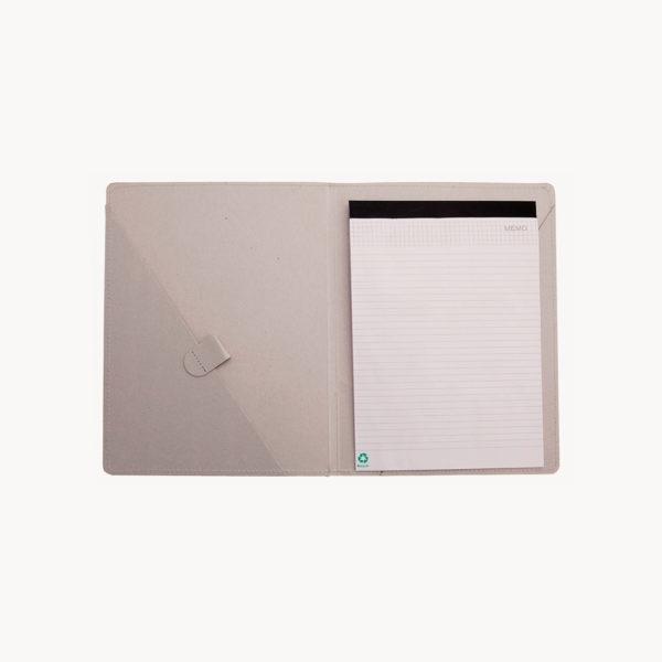 carpeta-carton-reciclado-bloc-notas-abierto