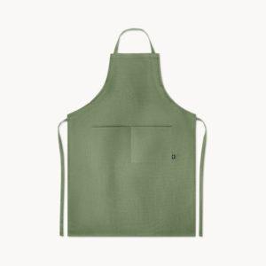 delantal-cañamo-bolsillo-verde