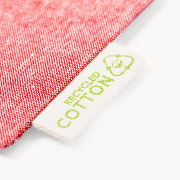 estuche-multifuncion-algodon-reciclado-rojo-detalle