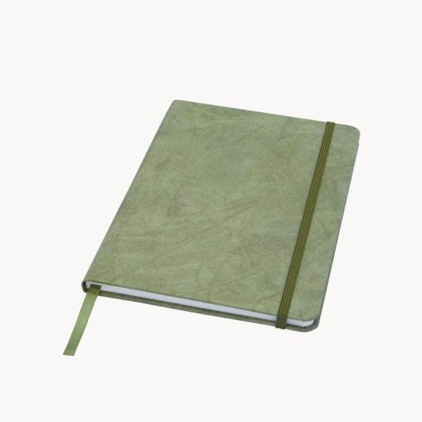 libreta-a5-papel-piedra-verde