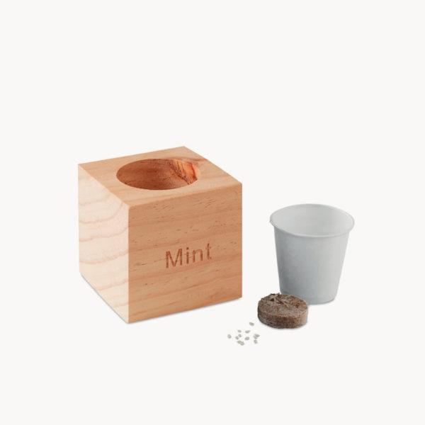 maceta-madera-semillas-menta-detalle