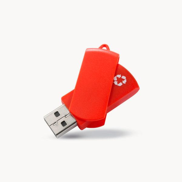 memoria-usb-plastico-reciclado-rojo