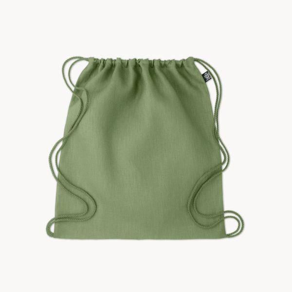 mochila-saco-cañamo-200gr-verde