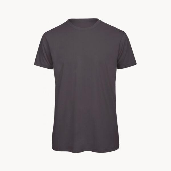 camiseta-algodon-organico-140-gr-hombre-gris-oscuro