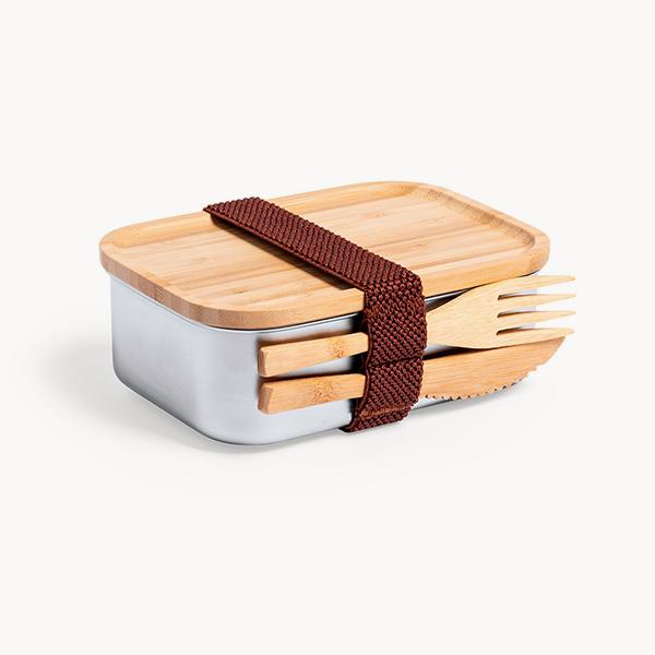 fiambrera-bambu-acero-inoxidable-cubiertos