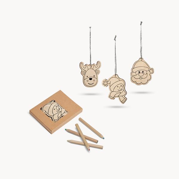 set-adorno-navidad-madera-pintar